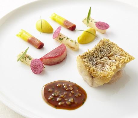 Les poissons  魚料理