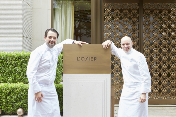 L'Osier's Anniversary Event